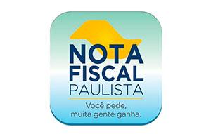 nota fiscal páulista